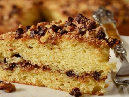 Tips To Make Your Coffee Cake Recipes Even Much better! cinnamon coffee cake streusel