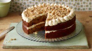 sugar free carrot cake low carb in vegan