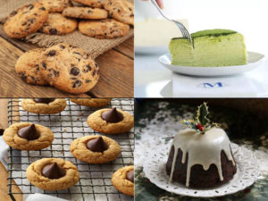 Fitting Desserts Into Your Diet