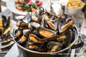 Zoek Restaurants Die U Nieuwe Voedselopties Geven
