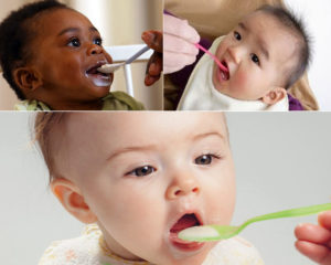 Giving Your Baby Foods With Cereal