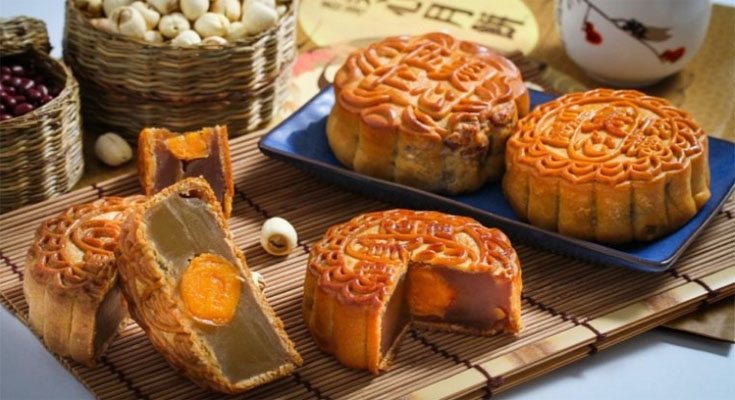 How to Make Chinese Moon Cake Recipe