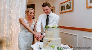 Smiles For Chocolate Wedding Cakes