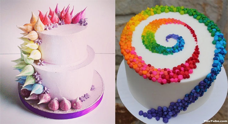 An Easy Birthday Cake You Can Make and Decorate Quickly!