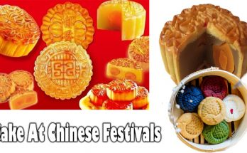 Mooncake Is an Important Cake At Chinese Festivals