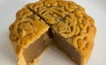 Japanese Mooncake - A Popular Delicacy